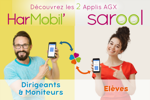 Applications mobile Sarool et Harmobil
